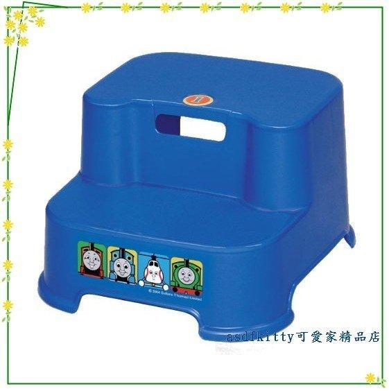 asdfkitty可愛家☆湯瑪士階梯椅/防滑小椅子/墊高椅/墊腳椅客廳.廁所都好用-日本製