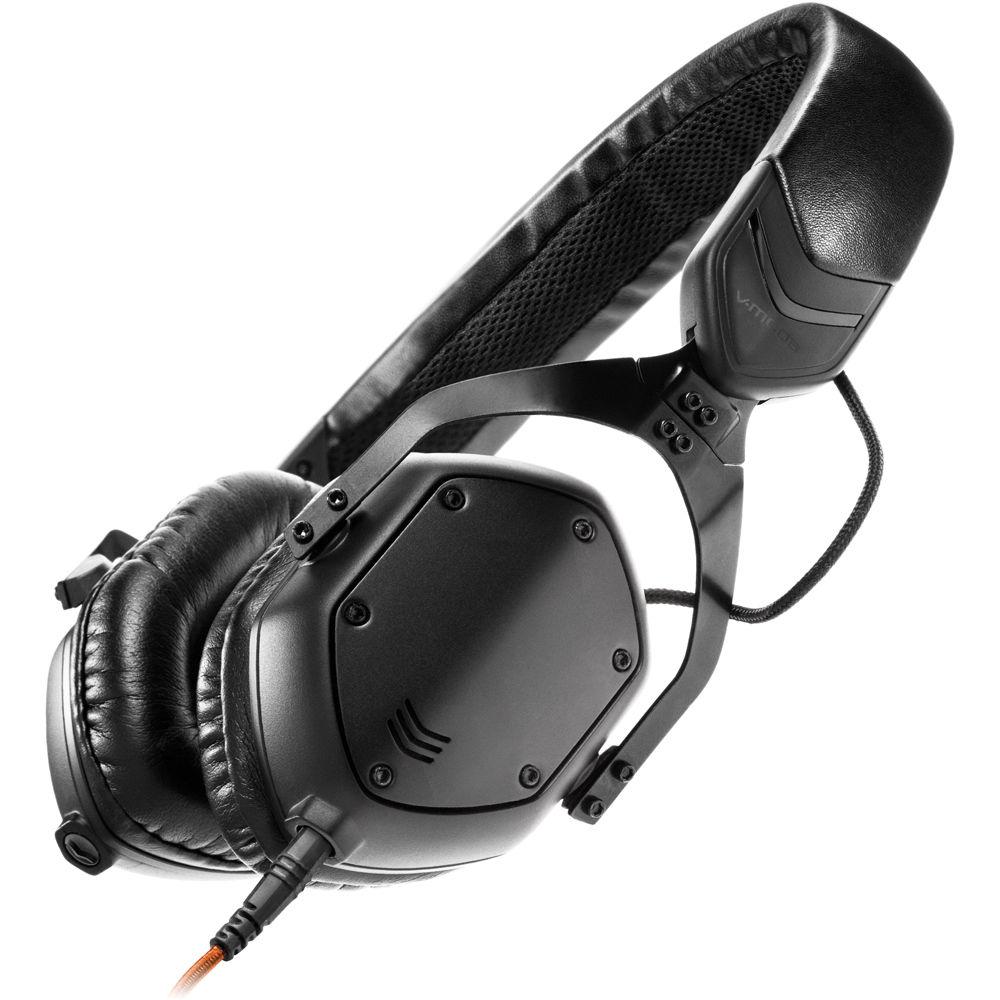 <br/><br/>  志達電子 XS-U-Mblackm V-MODA XS 耳罩貼耳式隔音金屬摺疊耳機<br/><br/>