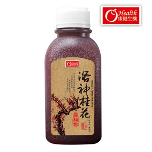 康健生機洛神桂花烏梅飲(350ml瓶)(24入箱)【免運直出】