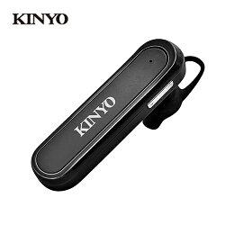KINYO 藍牙立體聲耳機麥克風BTE-3628【愛買】