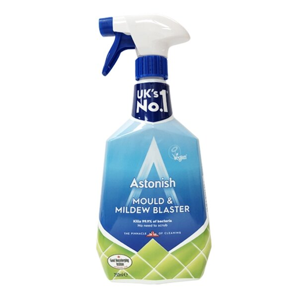 英倫風情小舖 Astonish 除霉去汙清潔劑 英國製 Mould & Mildew Blaster