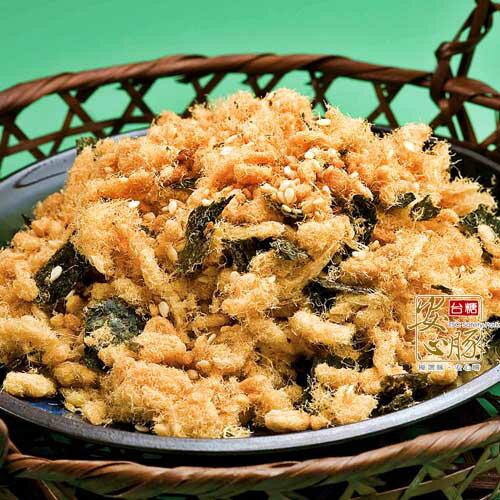 台糖 安心豚海苔芝麻肉酥(200g/罐)