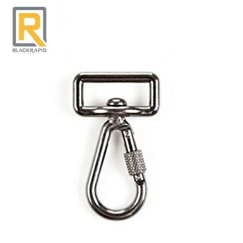 我愛買#美國Blackrapid ConnectR不銹鋼滑帶聯結鉤CR~2連接環連接器適R