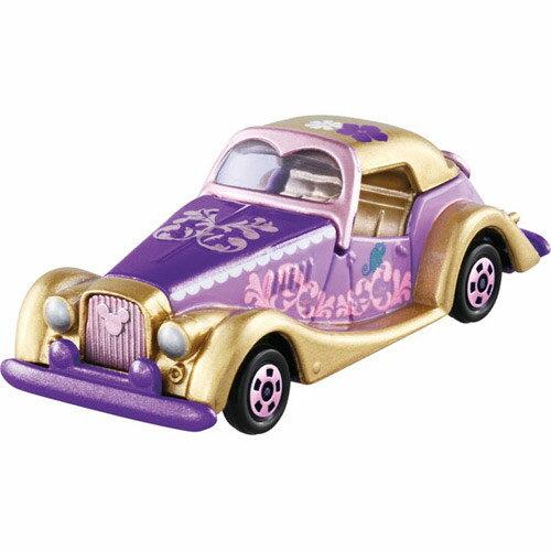 【奇買親子購物網】【TOMICA迪士尼】魔髮奇緣古董車DM-08