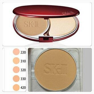 SK-II/SK2 上質光‧晶透柔潤保養粉餅 #320 9.5g  ☆真愛香水★