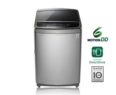 LG WT-D179VG 6MOTION DD直立式變頻洗衣機 不銹鋼銀 / 17公斤洗衣容量***東洋數位家電***