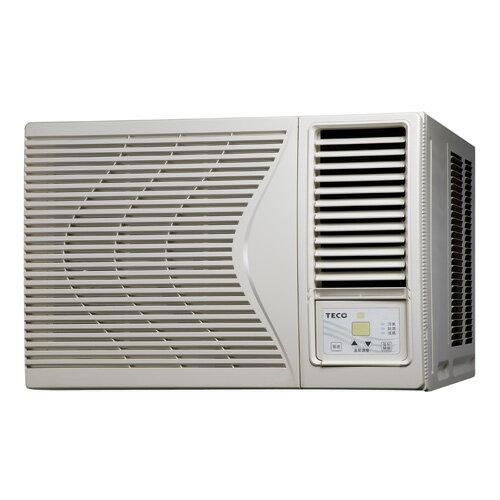 『家用冷氣好禮七選一』【TECO東元】7-9坪定頻右吹窗型冷氣MW40FR1【三井3C】