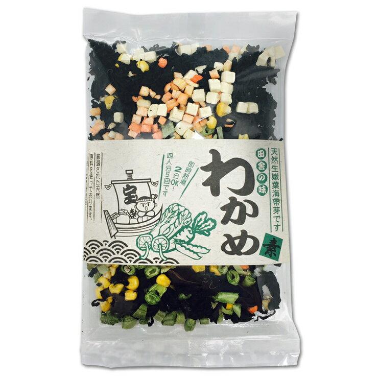 【味榮】海太郎 田舍的味海帶芽70g - 限時優惠好康折扣