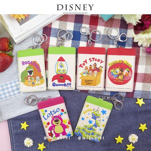 Disney迪士尼證件套/票卡夾-Q版