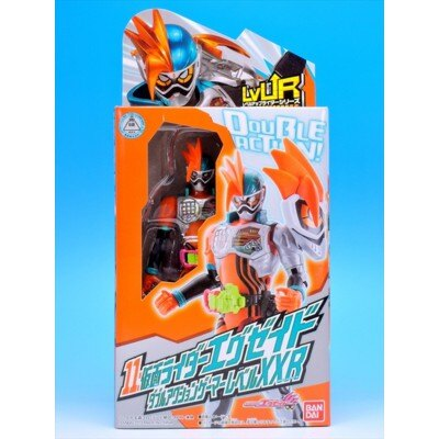 BANDAI 假面騎士EX-AID LVUR11 雙重動作玩家 Level XXR【預購】【星野日本玩具】