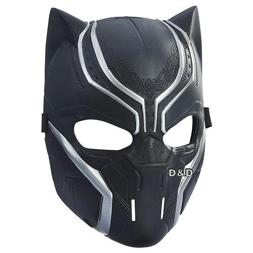 《 漫威超級英雄 》黑豹電影基本面具