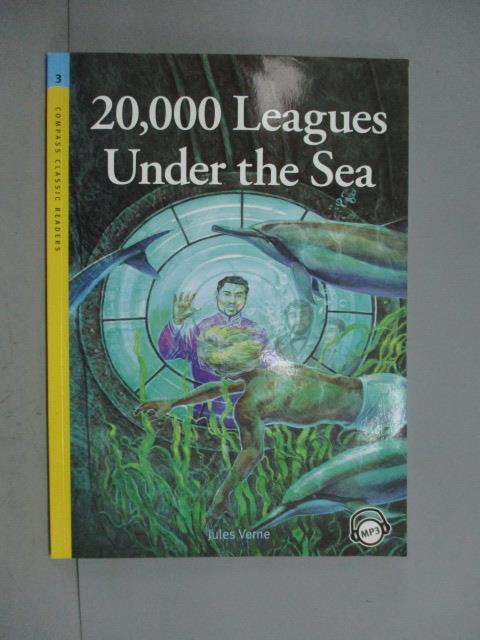 ~書寶 書T1/原文小說_HDR~ 20 000 Leagues Under the Se