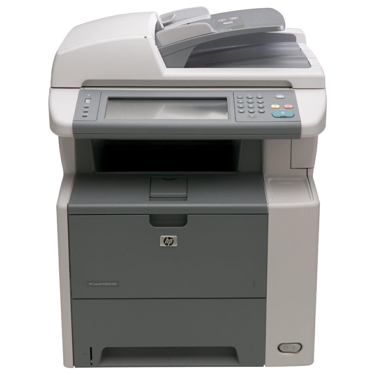 HP LaserJet M3035 Monochrome Multifunction Laser Printer 0