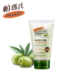 Palmers帕瑪氏 天然橄欖脂抗老修護護手霜60g (緊緻柔軟滋養細緻)寒冬乾燥 冷氣房必備