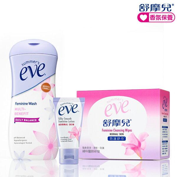 【原廠公司貨】Eve舒摩兒甜美防護組↘下殺6折