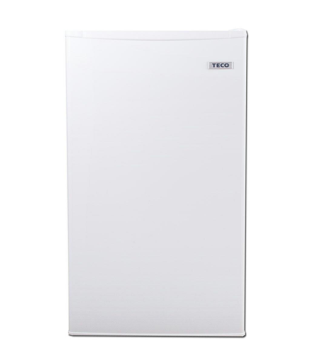 【TECO東元】99公升單門小鮮綠冰箱 R1091W 1