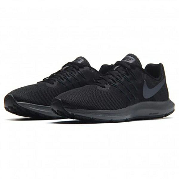 Nike Run Swift 男鞋 慢跑 訓練 健身 透氣 避震 黑 灰【運動世界】 908989-010