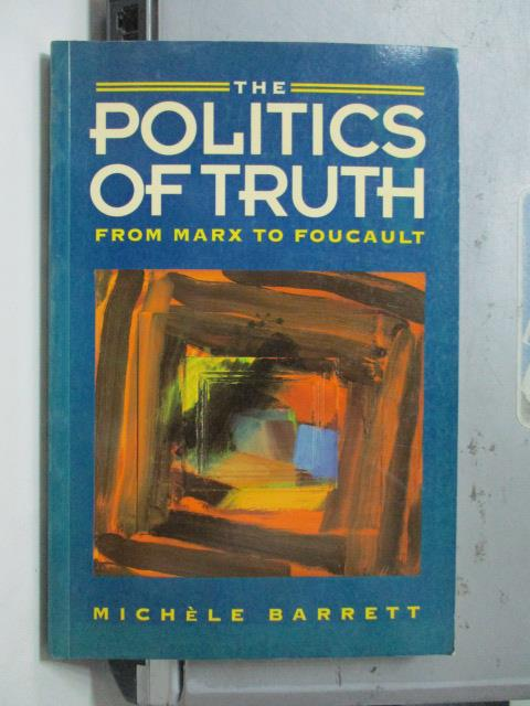 【書寶二手書T3/大學社科_OSL】The Politics of Truth_Michele