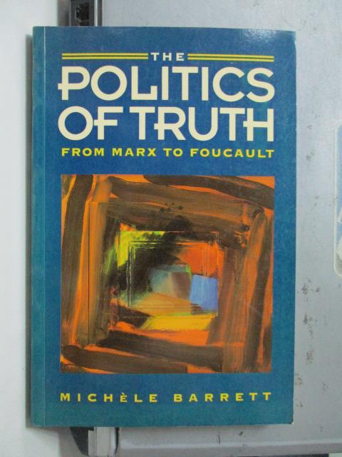 ~書寶 書T5/大學社科_OSL~The Politics of Truth_Michel