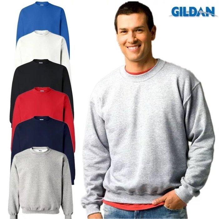 正品 GILDAN吉爾登88000 亞規大學T恤內刷毛 9色可選