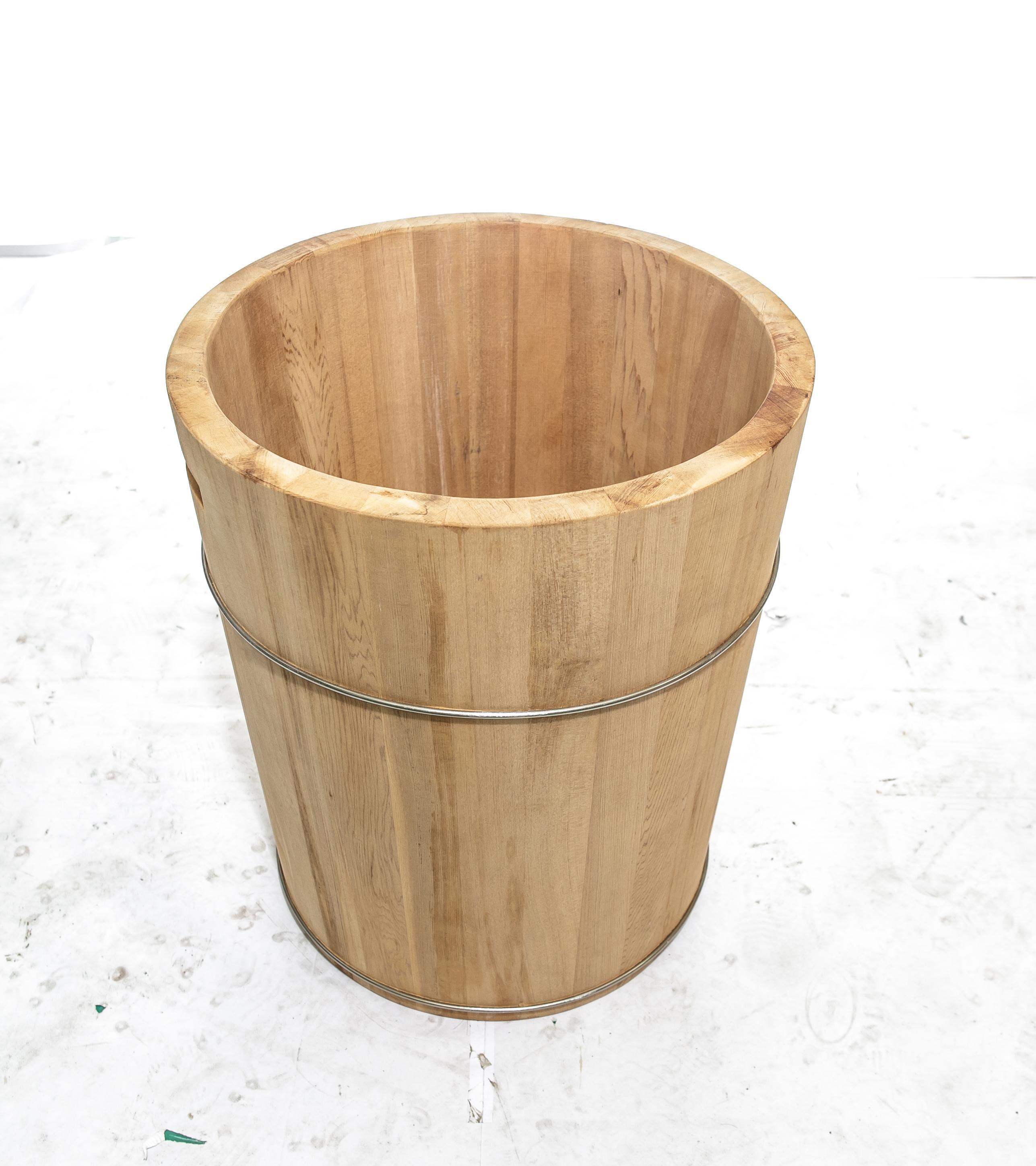 泡腳幫助血液循環 檜木泡腳桶39公分高)台灣第一領導品牌-雅典木桶 木浴缸、方形木桶、泡腳桶、蒸腳桶、蒸氣烤箱