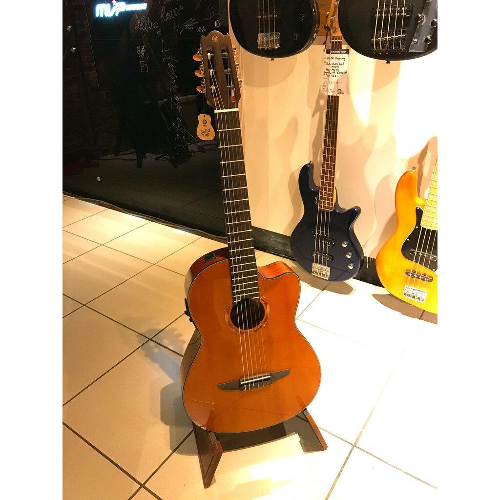 現貨免運 贈千元配件 公司貨 YAMAHA NCX700 面單板 電 古典 尼龍 吉他 跨界雙用