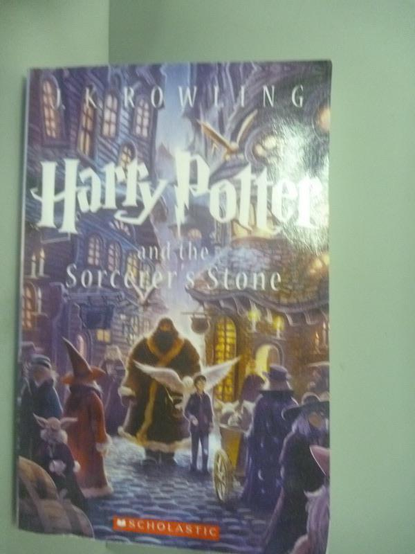 ~書寶 書T1/一般小說_KLJ~Harry Potter and the Sorcere