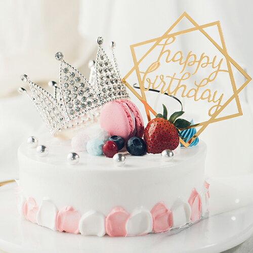 淘氣女王  8吋【PATIO帕堤歐】造型蛋糕/生日蛋糕/卡通蛋糕