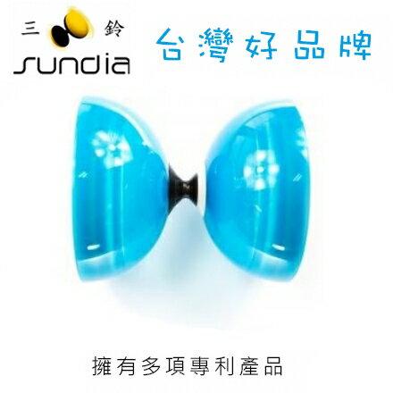 SUNDIA 三鈴 炫風單培鈴系列 SH.1B.CB炫單透藍 / 個