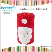 彌月寢具用品推薦到Enen Sh?p @Carter's 聖誕老公公造型保暖毯 #L35783H 新生兒/彌月禮 christmas就在ENEN SHOP推薦彌月寢具用品