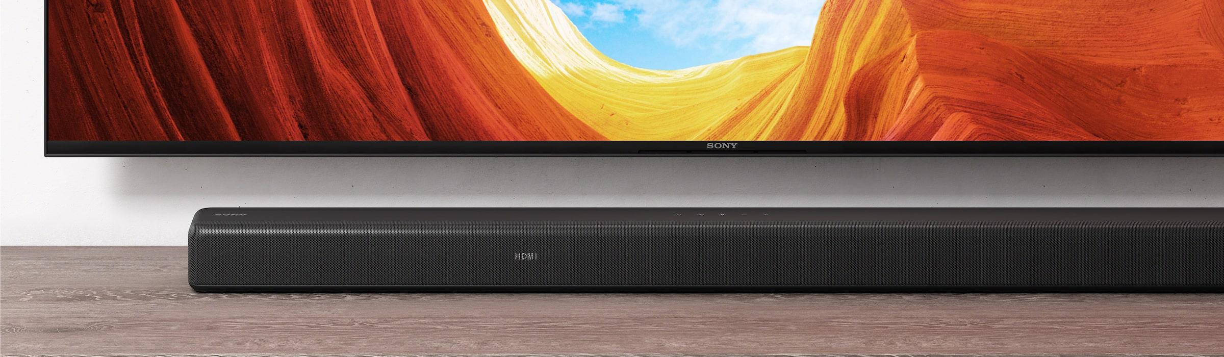 SONY 索尼 HT-G700 環繞音效 3.1 聲道 單件式 喇叭 | 金曲音響