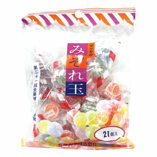 餅之鋪食品暢貨中心:松屋玉糖果160g包