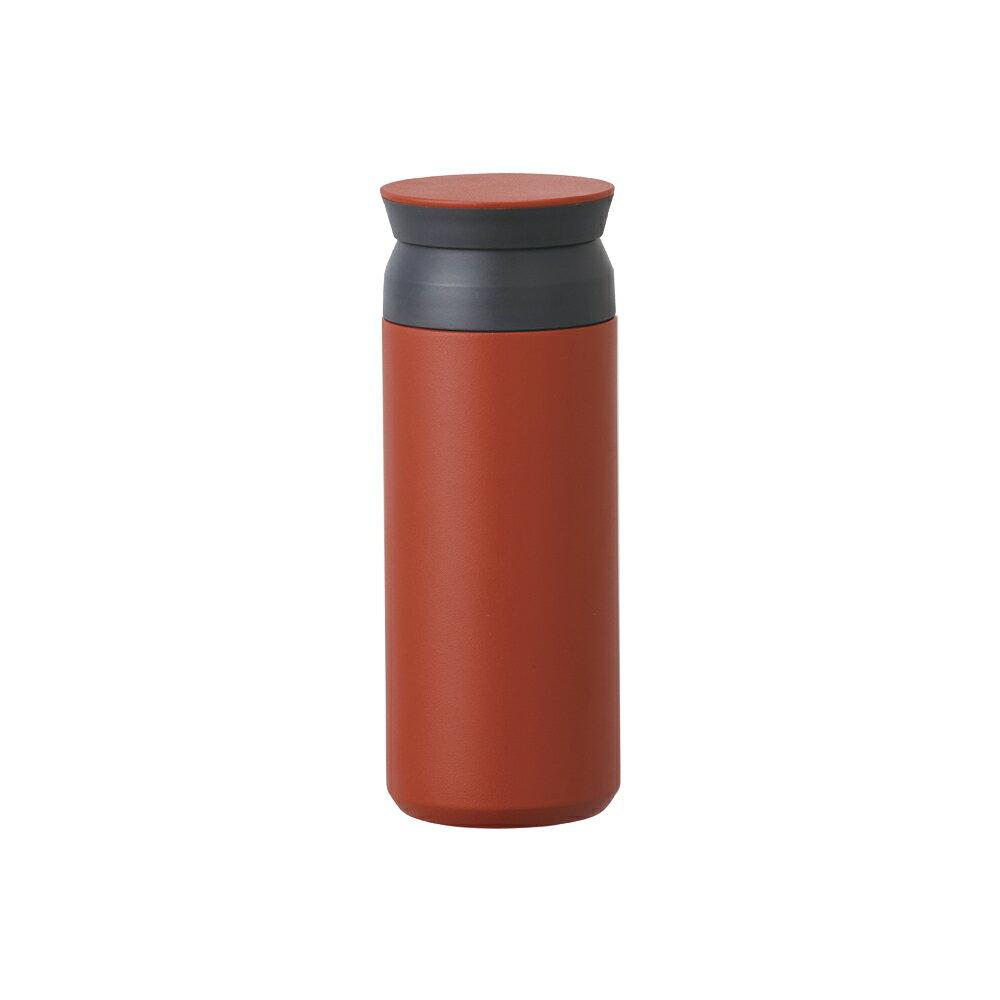 KINTO | TRAVEL TUMBLER 隨行保溫瓶 500ml - 紅
