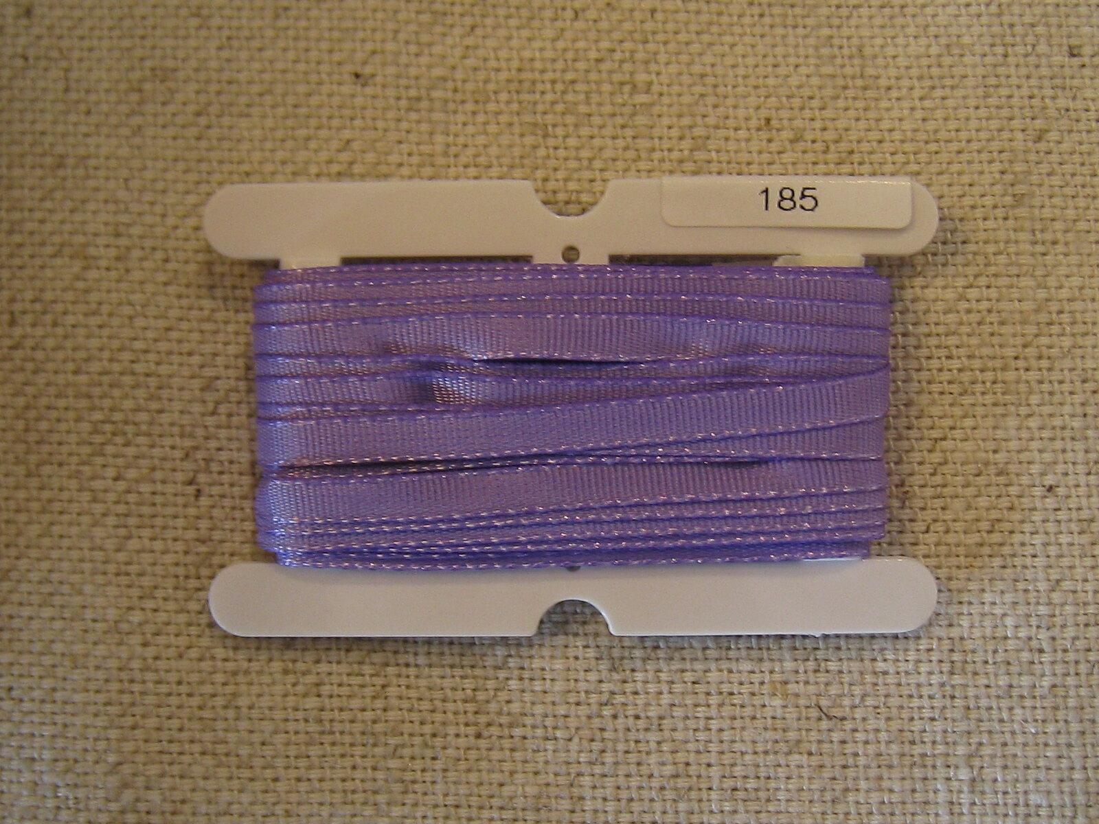 Petals緞帶刺繡- 橫紋帶 3.5mm 500cm (19色)