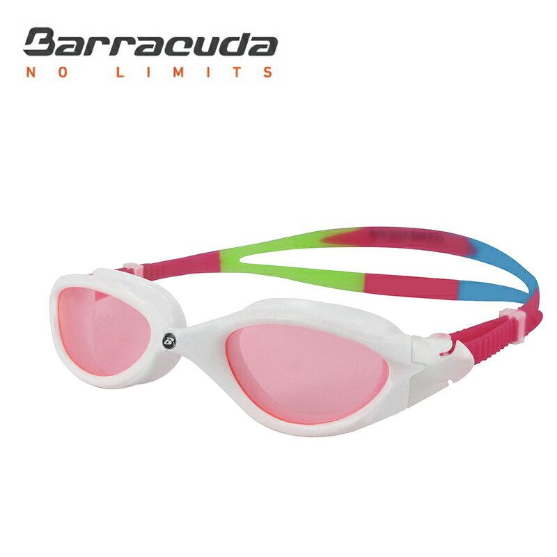美國巴洛酷達Barracuda青少年抗UV防霧泳鏡-VENUS JR#90620 0