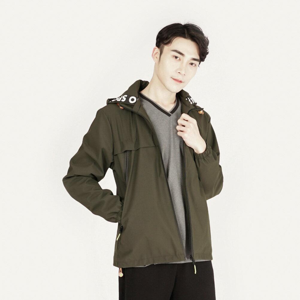 【FANTINO】外套(男)-墨綠 945343 1