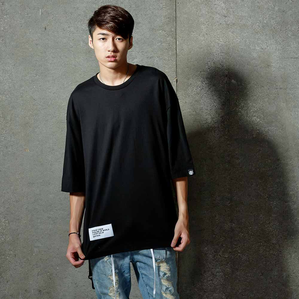 STAGE CLASP TEE 黑色 / 白色 兩色 0
