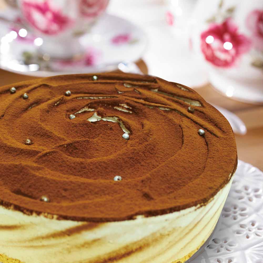 【6吋】提拉米蘇蛋糕