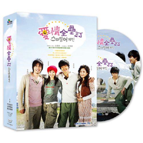 降價促銷★愛情全壘打DVD(全20集5片裝)金喜善李東健李鎮旭