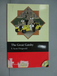 【書寶二手書T3/語言學習_ORE】Macmillan(Intermediate): The Great Gatsby+