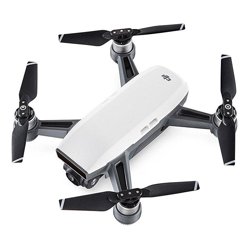 DJI Spark Mini Quadcopter Fly More Combo RC Drone with HD Camera - Alpine White 1
