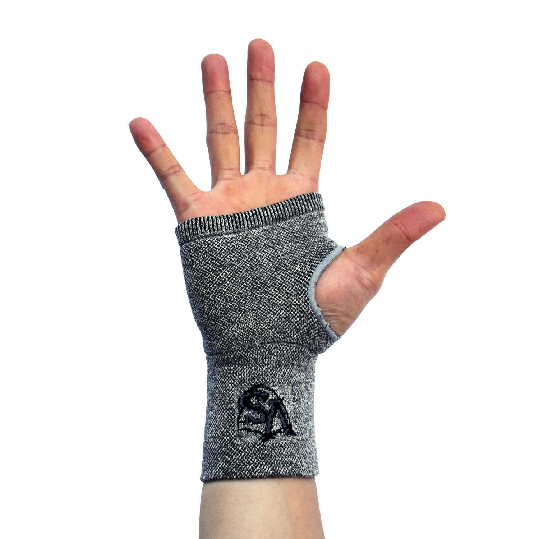 【VITAL SALVEO】運動保健護具 VITAL ENERGY 防護鍺護掌腕(單支) 運動防護護具-台灣製造