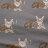 Iron cat 鐵灰小貓【床包駝色素色】單人/雙人熱賣組  舒適磨毛布 台灣製造 9