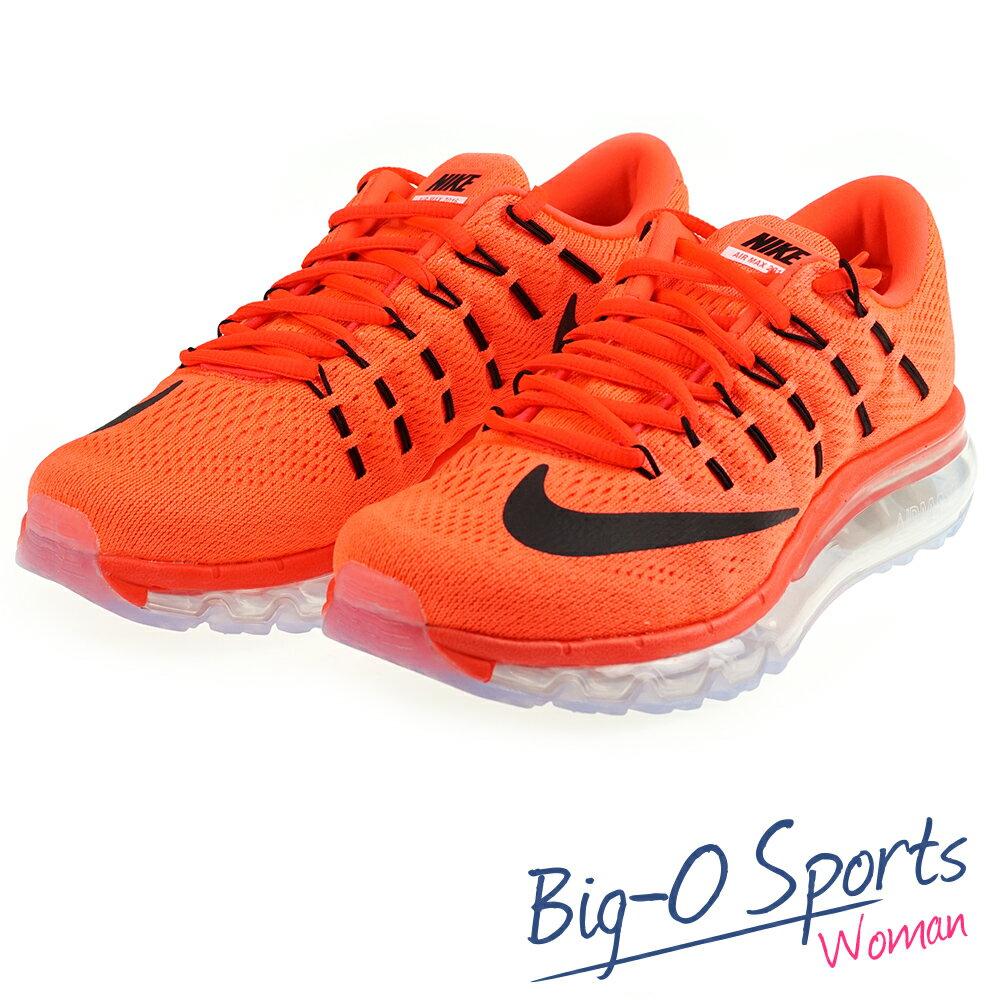 NIKE 耐吉WMNS NIKE AIR MAX 2016 慢跑鞋 女 806772600 Big-O Sports