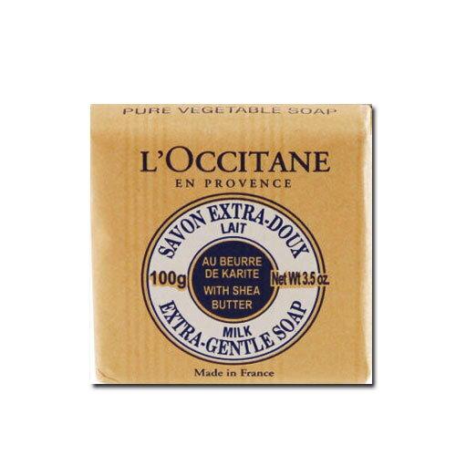 愛美麗福利社:L'OCCITANE歐舒丹乳油木牛奶皂100G