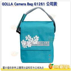 芬蘭時尚 GOLLA G1261 相機包 公司貨 攝影包 天藍色 可容一機一鏡 可放小型單眼 斜背 肩背 芬蘭 北歐