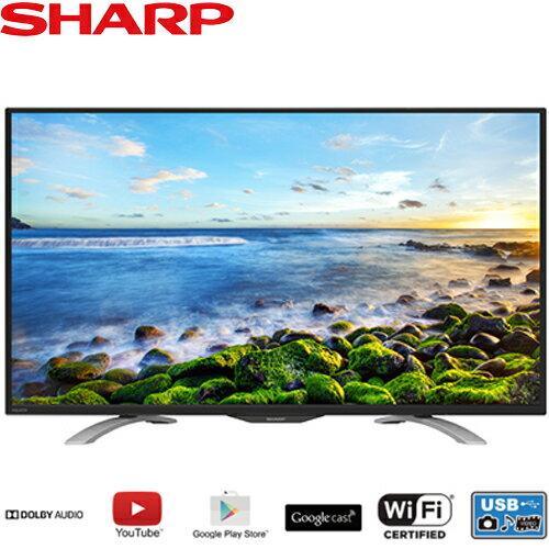 SHARP 夏普 LC-50LE580T LED液晶電視 FHD 50吋