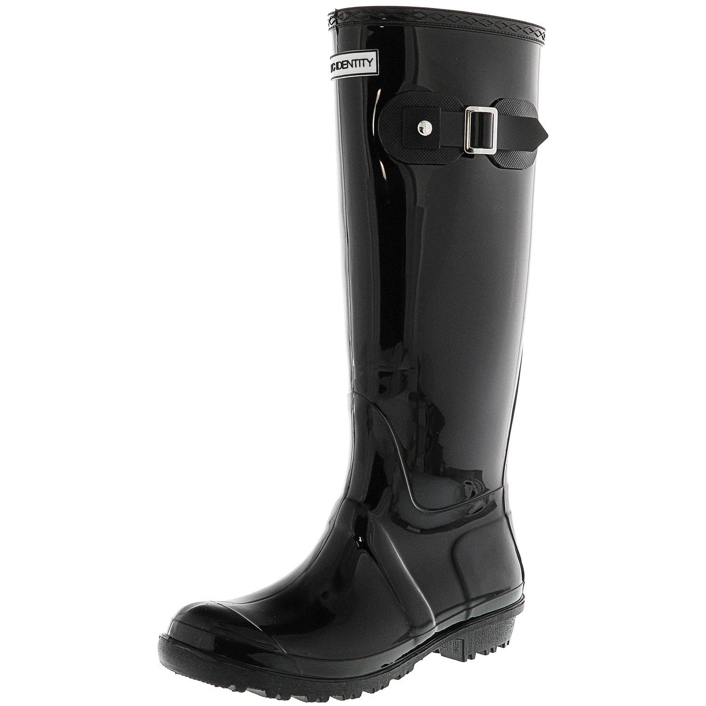 Exotic Identity Women's Original Tall Knee-High Rain Boot 0