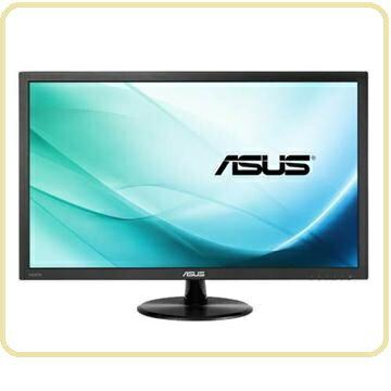 ASUS VP229TA 21.5吋寬螢幕 LED 低藍光不閃屏 黑色