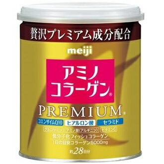 明治膠原蛋白粉罐裝(白金版)